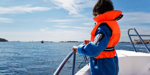 Basic Guide to Boating and Marina Safety, Anchorage, Alaska