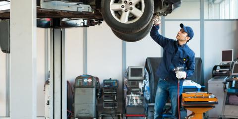 Vehicle Maintenance Experts Share 3 Signs You Need Suspension Repair, Anchorage, Alaska