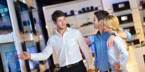 Kahului's TV Sales Professionals Share 3 Buying Tips, Kahului, Hawaii