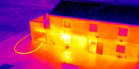 3 Ways Infrared Drone Photography Improves Roof & Building Inspections, Montrose-Ghent, Ohio