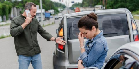 3 Common Causes of Car Accidents, Andalusia, Alabama