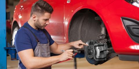 4 Types of Car Braking Systems, Foley, Alabama