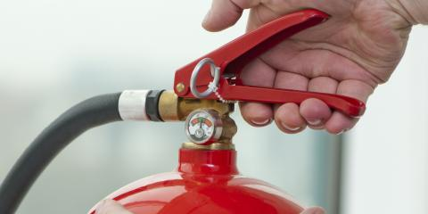 3 Best Locations to Place a Fire Extinguisher in the Home, Dothan, Alabama