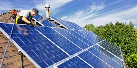 Roofing Material Experts Explain the Benefits of Installing Solar Panels, Dothan, Alabama