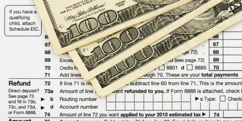 3 Ways Young Professionals Get the Most Out of Their Tax Refund, Robertsdale, Alabama