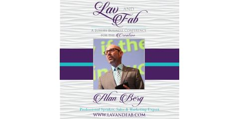 Alan Berg at Lav and Fab, Calistoga, California