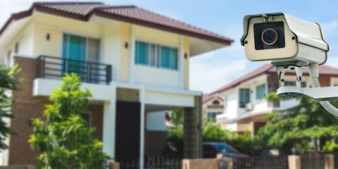 Why Even Homes in Nice Neighborhoods Need Security Systems, Waterford, Connecticut
