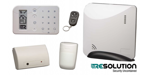 Security Alarms and Video Doorbells, Parkville, Maryland