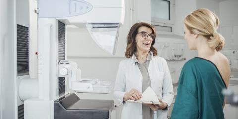 FAQ About Mammogram Screenings, Anchorage, Alaska