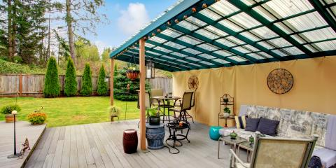 3 Deck Covering Styles to Consider, Fairbanks, Alaska