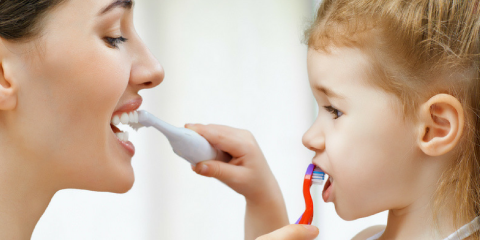 How to Keep Your Toddler's Teeth Healthy, Anchorage, Alaska