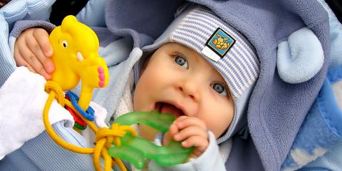 3 Tips to Soothe a Teething Baby, Anchorage, Alaska