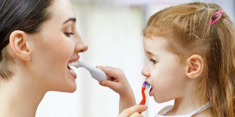 4 Tips to Pick Out Your Child's First Toothbrush, Anchorage, Alaska
