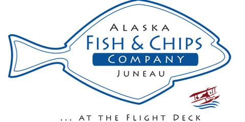 Fresh Fish & Crab Legs Take Center Stage at Alaska Fish & Chips Company, Juneau, Alaska