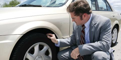 3 Steps to Take When You Find a Nail in Your Tire, Anchorage, Alaska