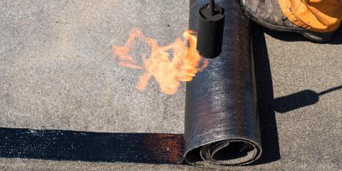 Torch Down Roofing FAQ, Anchorage, Alaska