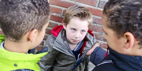 Dealing With A Child Who Bullies, Fairbanks, Alaska