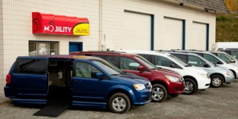 What to Look for in a Wheelchair-Accessible Vehicle, Palmer, Alaska