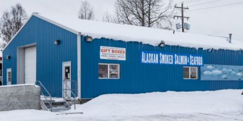 Alaskan Smoked Salmon & Seafood: Your One-Stop Shop For Smoked Salmon & Other Seafood Options, Anchorage, Alaska