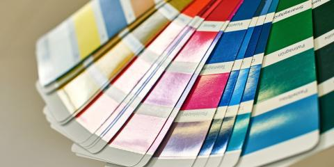 The Basics of Color Theory in Graphic Design, North Albemarle, North Carolina