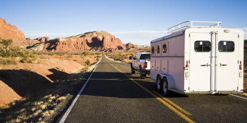 Should You Get a Bumper or Gooseneck Utility Trailer?, Albuquerque, New Mexico