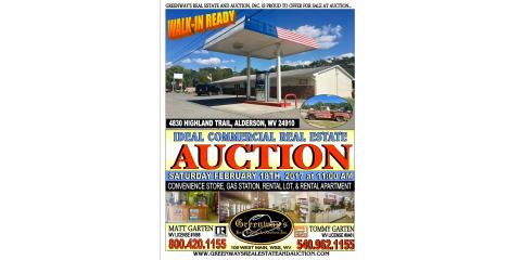 Riverside Station Auction, Covington, Virginia