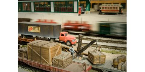 5 Ways to Learn While Having Fun at EnterTRAINment Junction!, West Chester, Ohio