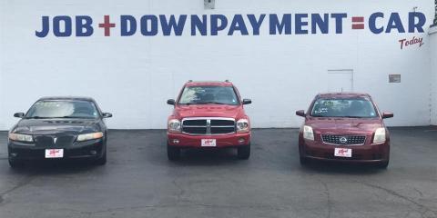 Alford Motors of Hartwell, Car Dealership, Shopping, Cincinnati, Ohio