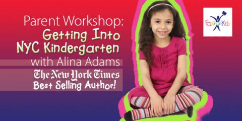 Getting Into NYC Kindergarten with Alina Adams!, Brooklyn, New York
