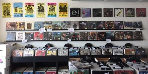 Alison's Record Shop is now online at Discogs, Nashville-Davidson, Tennessee