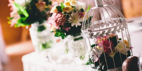 How to Use Event Decorations in Your Wedding Venue, St. Louis, Missouri