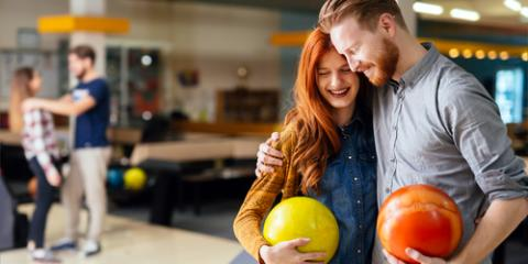 3 Reasons Bowling Is the Perfect First Date, Shelby, Wisconsin