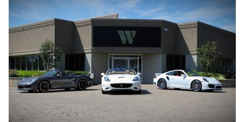 Jeff Wyler Welcomes Exotic Cars, Columbus, Ohio