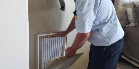 3 Benefits of Changing Your HVAC Filter, Lake Havasu City, Arizona