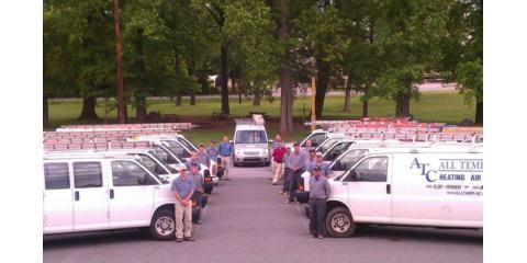All Temp Co Inc. , Air Conditioning Contractors, Services, Harrisburg, North Carolina