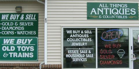 All Things Antiques And Collectibles, Antiques, Shopping, Rochester, New York