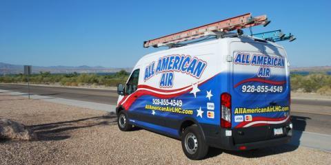 5 Reasons Your Air Conditioning is Blowing Hot Air, Lake Havasu City, Arizona