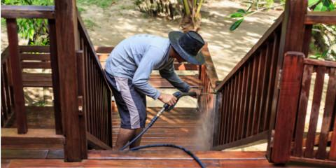 Discover How to Properly Pressure Wash Wood Fencing With These 3 Tips, Allenhurst, Georgia