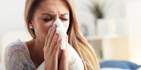 Why Do Allergies Persist in the Winter?, Sanford, North Carolina