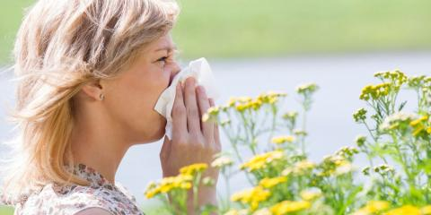 How to Handle Your Spring Allergies, Hamden, Connecticut