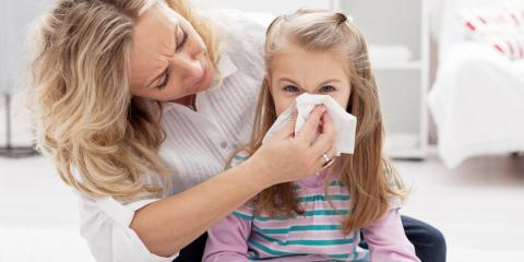 How to Deal With Springtime Allergies, High Point, North Carolina