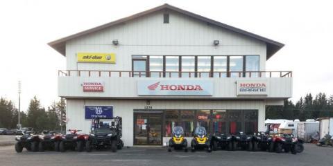 All Seasons Honda & Peninsula Ski-Doo, Snowmobiles & ATVs, Services, Homer, Alaska