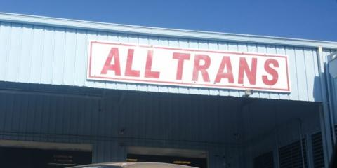 ALL TRANS, Transmission Repair, Services, Honolulu, Hawaii