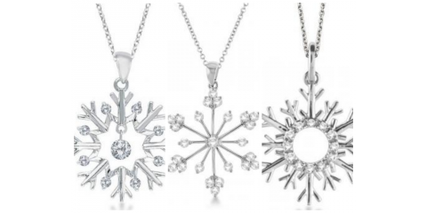 Celebrate The Winter Season With Beautiful Snowflake Jewelry From Allurez!, Manhattan, New York