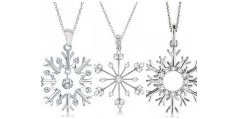 Celebrate The Winter Season With Beautiful Snowflake Jewelry From Allurez!, Manhattan, New York