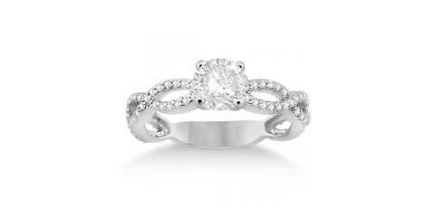 Show Her Your Love is Forever With Infinity Rings From Allurez, Manhattan, New York