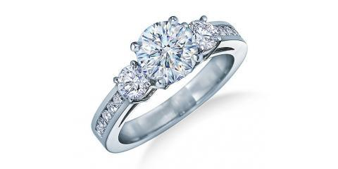 Create One-of-a-Kind Engagement Rings at Allurez, Manhattan, New York