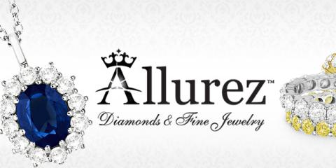 Skip The Malls & Order Valentine's Day Fine Jewelry From Allurez, Manhattan, New York