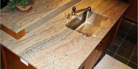 Remodel Your Kitchen This Winter With Custom Granite