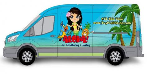 Aloha Air Conditioning & Heating, Air Conditioning Contractors, Services, Cookeville, Tennessee